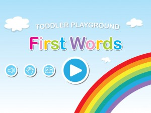 First Words by Toddler Playground
